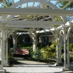 Aluminum Pergola Section