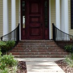 Curved Entry Rail