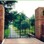 Custom Contemporary Gate