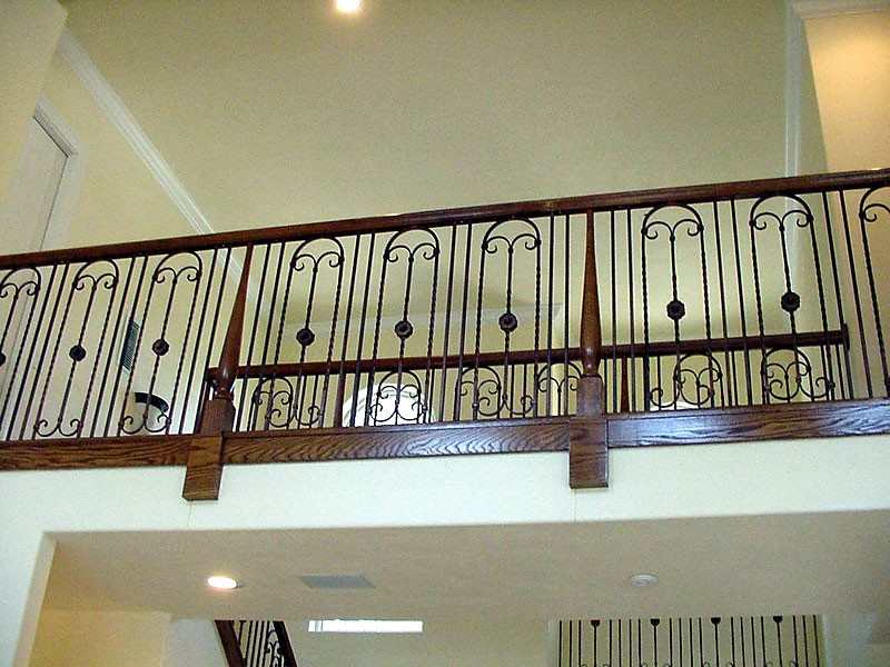 Interior Railing Metal Fabrication Aluminum Fabrication