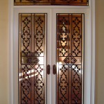 French Door Glass Panels