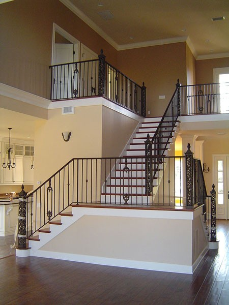Indoor Stair Railings Awesome Ideas For Staircase