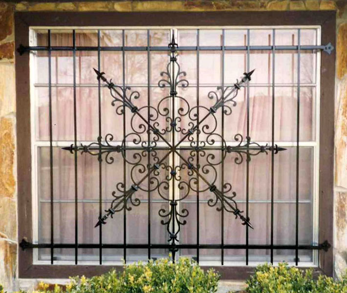 Security Bars Amp Doors Metal Fabrication Aluminum