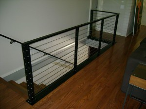 Interior Railing Metal Fabrication Aluminum Fabrication