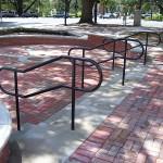 Aluminum Pipe Railing For Public Area