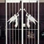Angel Security Door