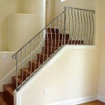 Belly Picket Stair Railing