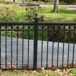 Circle Border Fence