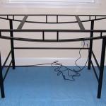 Contemporary Iron Table Base