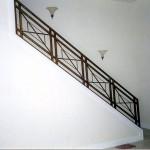 Cross Panel Style Railing