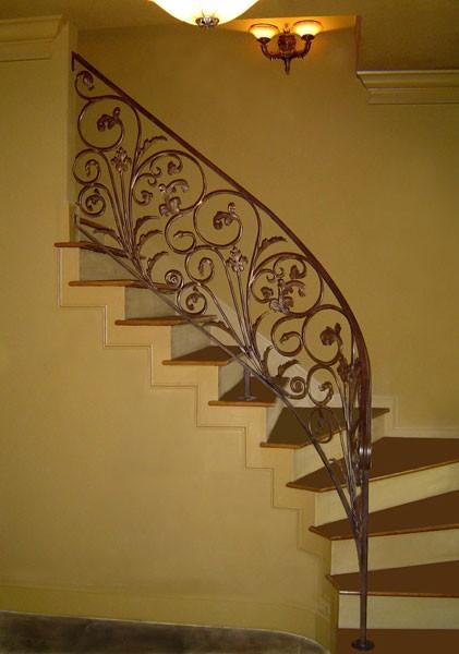 Balcony Garden Design Railings