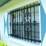 Double Window Bar With Castings