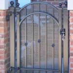 Exterior Privacy Gate
