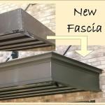 New Canopy Fascia