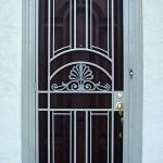 Panel Style Security Door