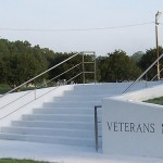 Stainless Steel Handrails For Public Park