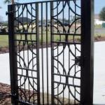 Art Deco Styled Gate