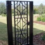 Art Deco Styled Walk Gate