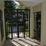 Contemporary Styled Entry Gate